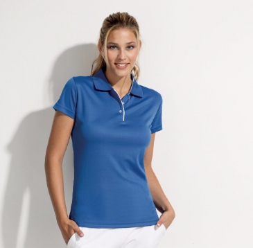 01179 SOL'S Ladies Performer Pique Polo Shirt
